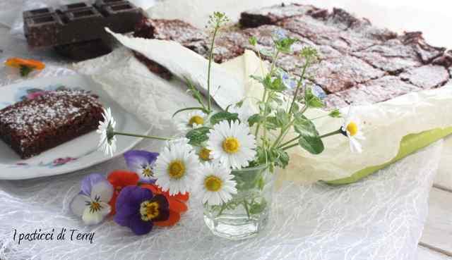 Brownies al cioccolato e caffè (5)
