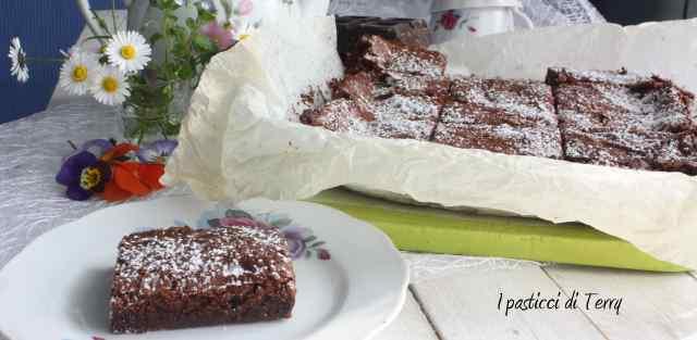Brownies al cioccolato e caffè (7)