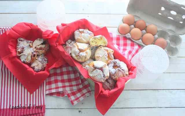 Fiadoni dolci di ricotta (5)