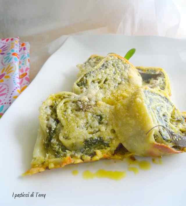 Girelle di pasta spinaci e ricotta (17)