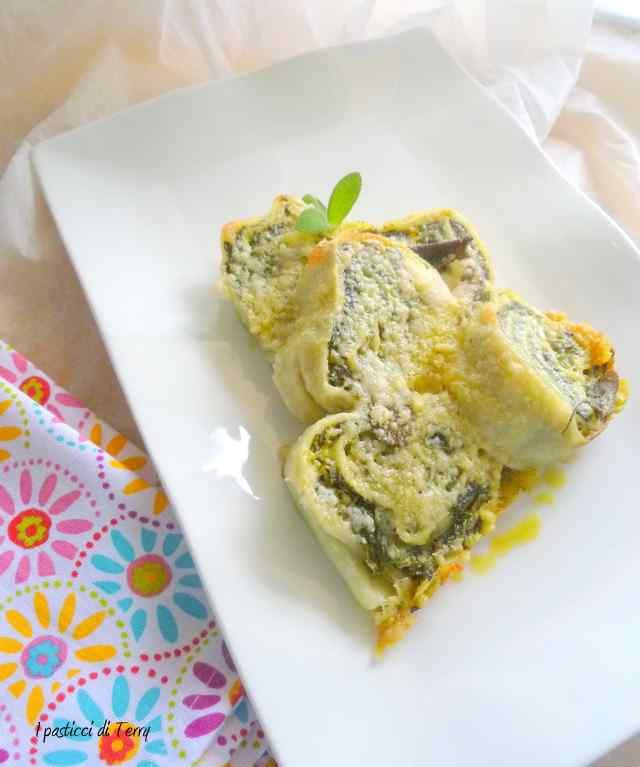 Girelle di pasta spinaci e ricotta (18)