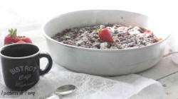 Sbriciolata gluten free con confettura di fragole (4)