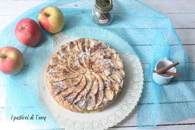 Torta di mele e ricotta (3)