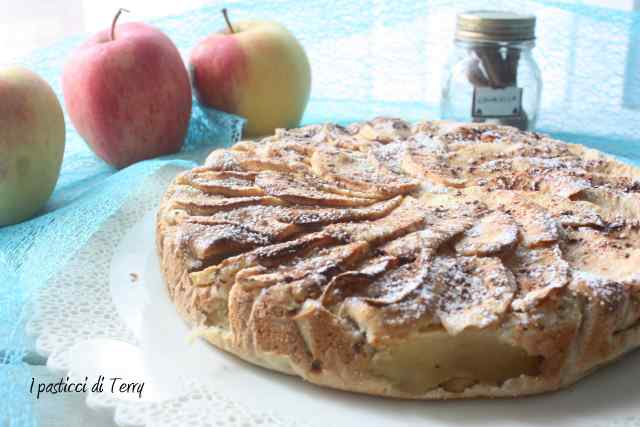 Torta di mele e ricotta (5)