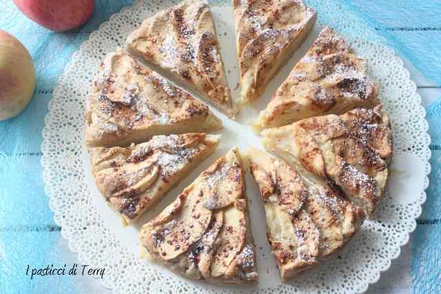 Torta di mele e ricotta (6)