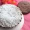 Dolci – Tortini al cacao con pere e ricotta