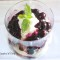 Semifreddo – Trifle cheesecake con salsa ai mirtilli – Re cake2.0