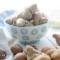 Pane - Nodini di grano saraceno con zola e noci