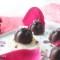 Rose scented chocolat truffles - I miei Tartufi per il Club del 27