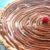 Dolci - Crostata con mousse di cioccolato