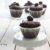 Dolci - Muffin doppio cioccolato e amarene